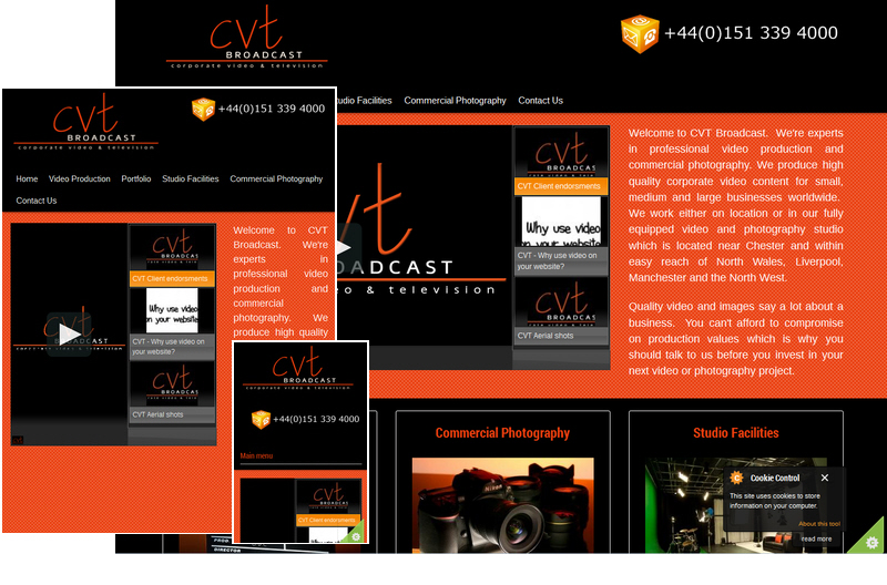 CVT Broadcast Screen Shots Multiple Devices