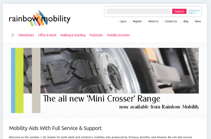 Rainbow Mobility Ltd Screen Shot