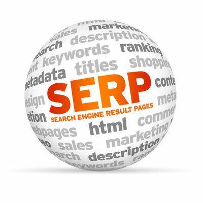 SERP Word Globe
