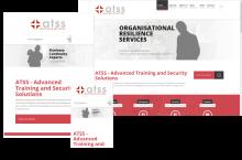 Responsive Website Layouts for ATSS