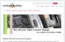 Rainbow Mobility Ltd Screen Shot